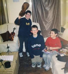 violin lessons liverpool